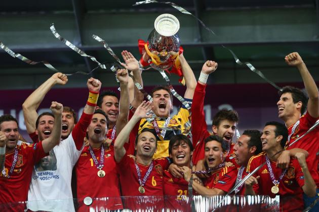 Euro 2012 Final: Spain vs. Italy, Farewell Thoughts & Parting Shots