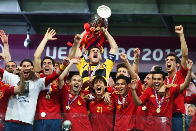 Spain vs. Italy: Spain's Underrated Defense Biggest Reason for Euro 2012 Success