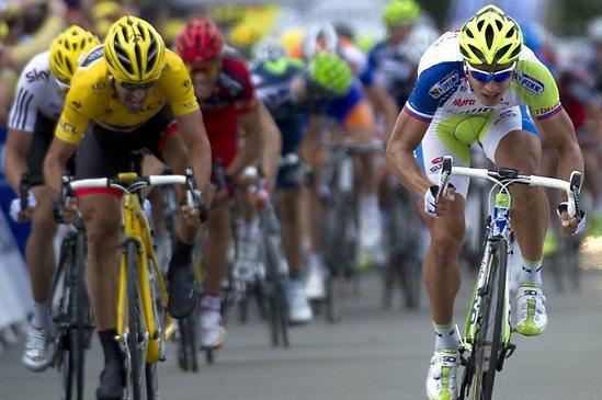Tour De France 2012: Peter Sagan Collects First of Many Likely Stage Wins