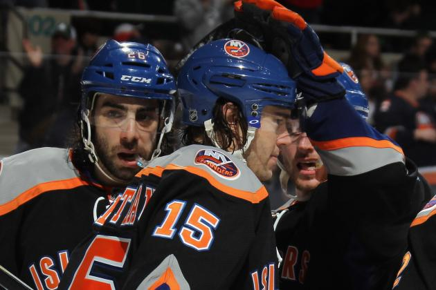 New York Islanders Sign Brad Boyes and Matt Carkner, Farewell P.A. Parenteau