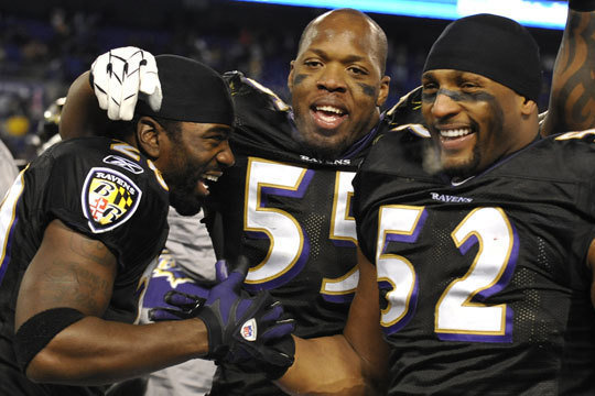 Baltimore Ravens Defense: Steak Even Without Sizzle