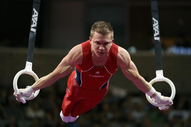 Gymnastics Olympic Trials 2012: Why Jonathan Horton Will Be X-Factor in London