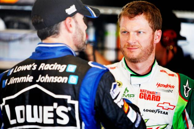 Hendrick Motorsports: Home of the 2012 Sprint Cup Champion?