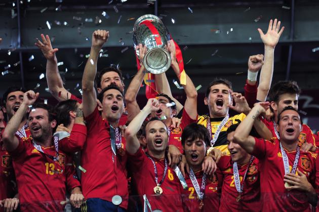 Euro 2012: What's Next for Spain?