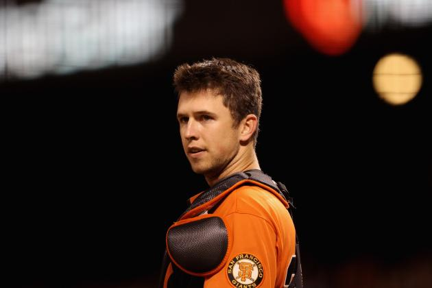 Is Buster Posey Really the Best Catcher in the National League?