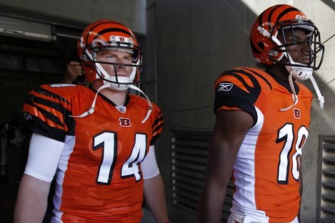 Cincinnati Bengals: How Andy Dalton and A.J. Green Can Avoid Sophomore Slump