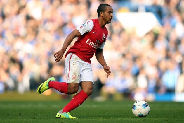 Chelsea and PSG Interest Casts Further Doubt over Theo Walcott's Arsenal Future