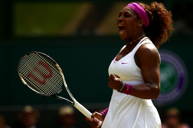 Wimbledon 2012 Scores: Recapping This Weekend's Action