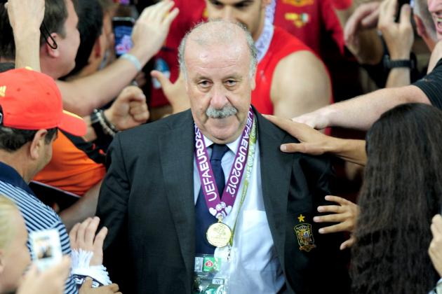 Euro 2012 Final: How Del Bosque Won the Tactical War Against Prandelli
