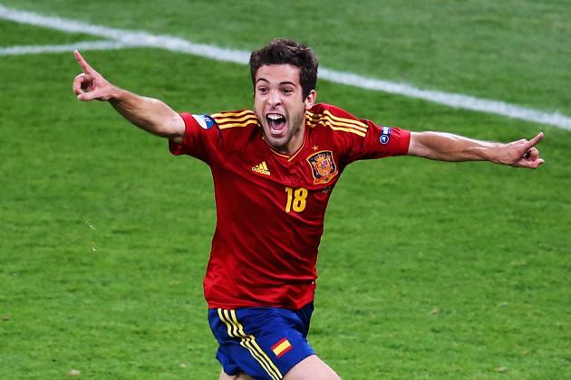 Euro 2012 Final: Why Jordi Alba Will Excel for Spain for Years to Come
