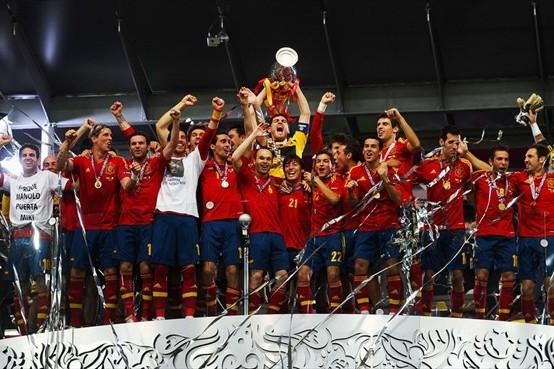 Euro 2012 Final: Spain Makes History as Italy Falls