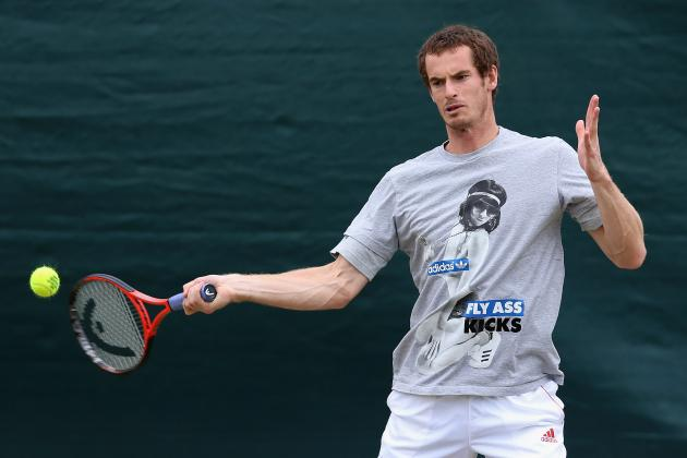 Wimbledon 2012: When and Where to Watch Best Matches of Day 7