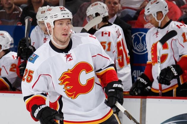 2012 NHL Free Agents: Phoenix Coyotes Sign Moss, Lose Whitney and Aucoin