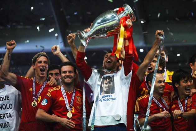 Euro 2012 Final: Boring 4-Italy 0