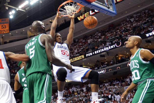 Report: Philadelphia 76ers Extend Lavoy Allen