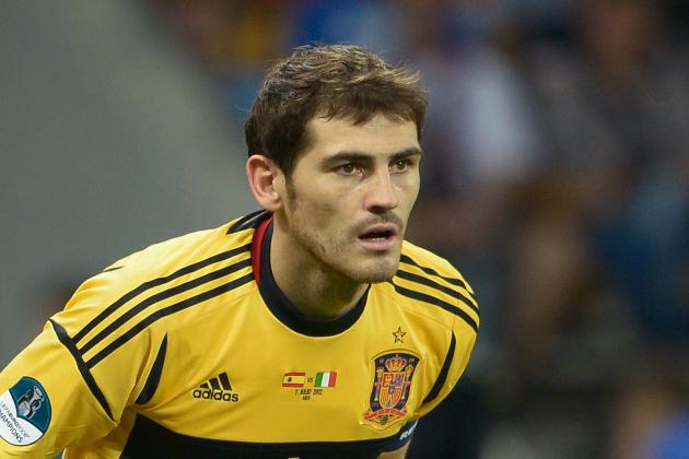 Euro 2012: Why Iker Casillas Was the Player of the Tournament for Spain