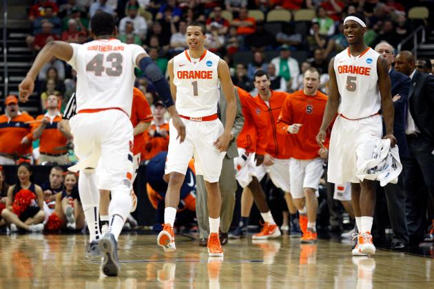 Syracuse Basketball Reloads with Another Talent-Filled Men's Team
