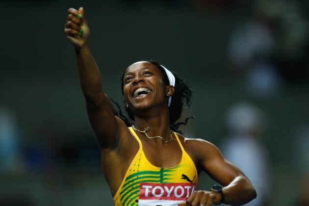 Olympic Track Trials 2012: Shelly Ann Fraser-Pryce Wins 200m at  Jamaica Trials