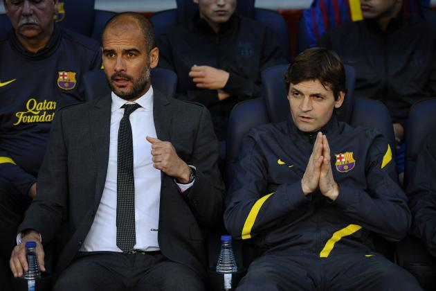 FC Barcelona: The Biggest Differences Between Pep and Tito