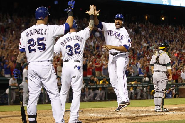 MLB Power Rankings: Texas Rangers at No. 1, MLB All-Star Game on Horizon