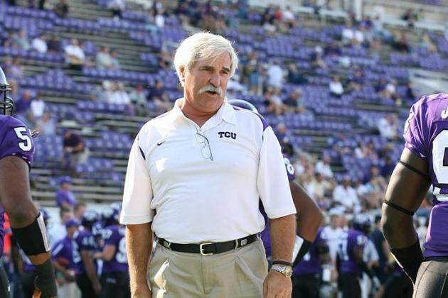 TCU Football: Meet Dick Bumpas, Horned Frogs' Defensive Coordinator