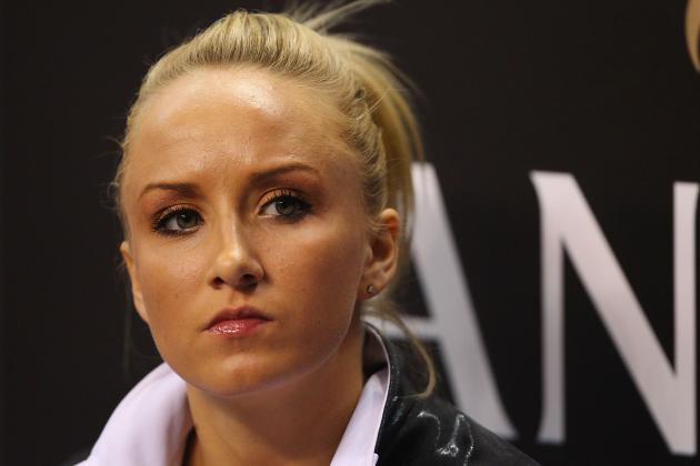 Gymnastic Olympic Trials 2012: Terrible Fall, Graceful Exit for Nastia Liukin