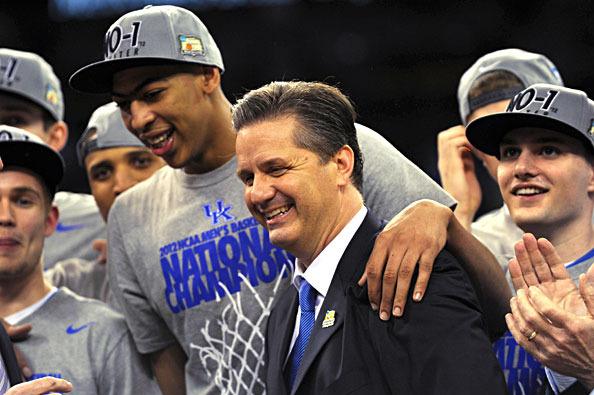 Why John Calipari, Kentucky Wildcats' 2013 Could Be Best Recruiting Class Ever