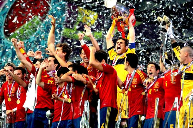 Spain's Historic Euro 2012 Triumph States Their Case as Greatest of All Time