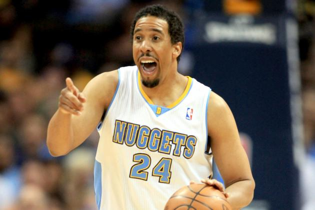 Andre Miller: Denver Nuggets Reportedly Re-Sign Point Guard to 3-Year Deal