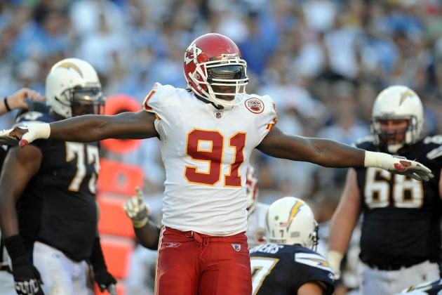 Kansas City Chiefs: Tamba Hali and Eric Berry Only Players Hall of Fame-Bound?