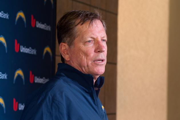 San Diego Chargers: Can Norv Turner Survive Another Down Year?