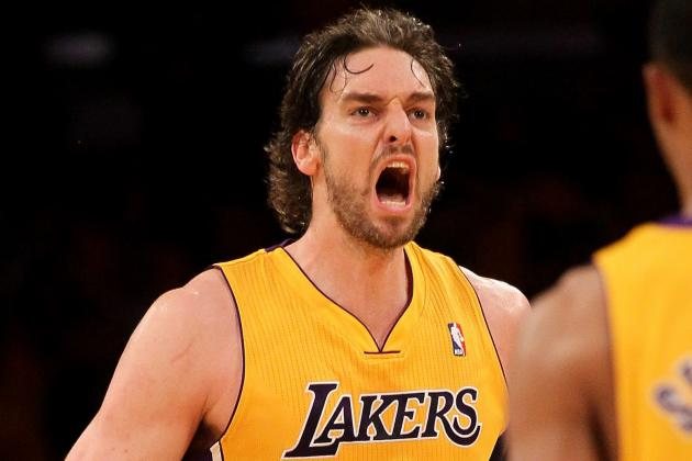 Why Moving Pau Gasol to the Raptors Makes Sense for Both Teams