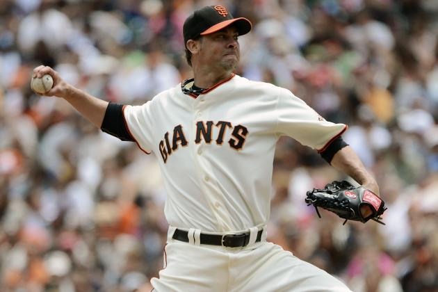 San Francisco Giants: Is Ryan Vogelsong Their New Ace?