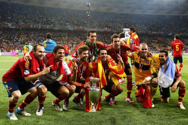 Spain vs. Italy: La Roja Stars Who Boosted Stocks During Championship Run