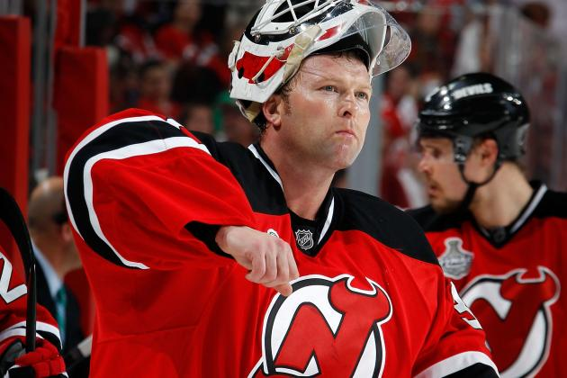 No Worries: Martin Brodeur Re-Signs with Devils — Two Years, $9 Million
