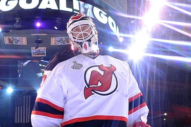 NHL Free Agents 2012: Martin Brodeur Reportedly Signs Deal to Stay with Devils