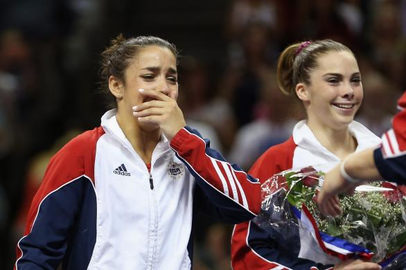 2012 Women's Olympic Gymnastics Team: Meet the US Squad for London