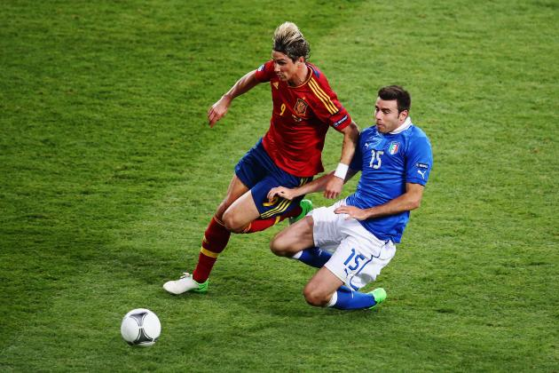 Spain vs. Italy Highlights: Watch La Roja Crush the Azzurri in Euro 2012 Final