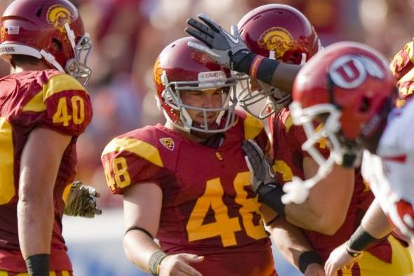 USC Football: Is Sophomore Andre Heidari the Best Placekicker in the Nation?