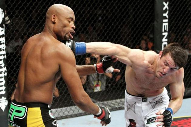 UFC 148: Chael Sonnen Compares Anderson Silva to 'Wimp', Mike Tyson
