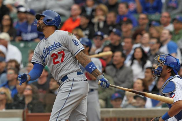 2012 Home Run Derby: Breaking Down the National League Participants