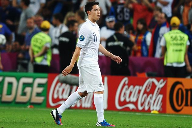 Euro 2012: An Open Letter to France Midfielder Samir Nasri