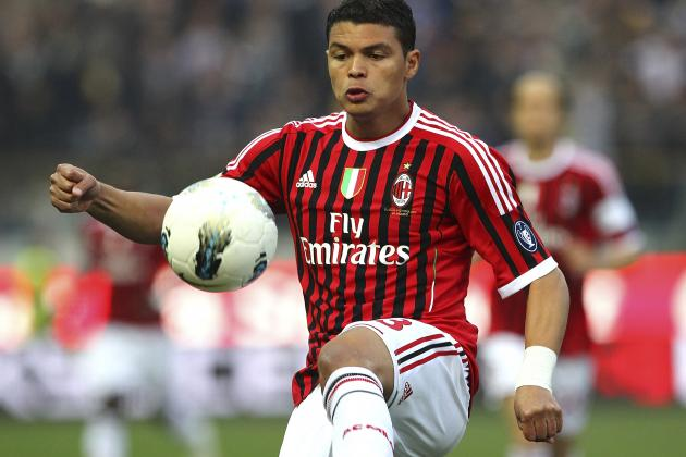 Thiago Silva Signs Extension with AC Milan
