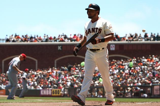 San Francisco Giants: All-Star Melky Cabrera Is the First-Half MVP