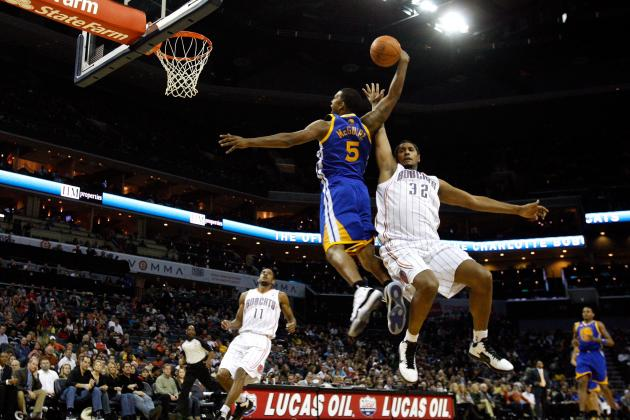 NBA Free Agents 2012: 2 Ways for Golden State Warriors to Get Tough