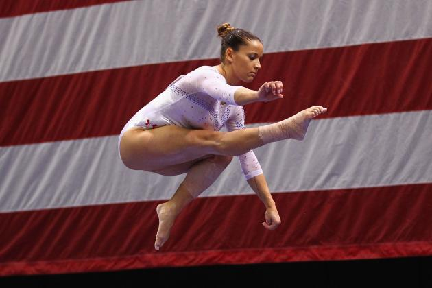Alicia Sacramone: Failed Olympic Bid a Sad End to Gymnast's Quest for Redemption