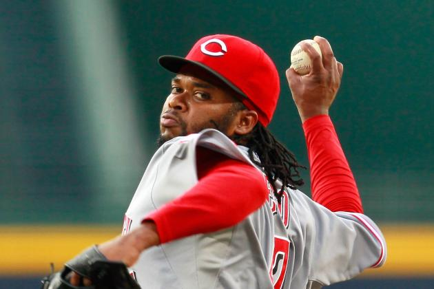 2012 MLB All Star Snubs: Reds' Johnny Cueto Justified Calling Out Tony La Russa