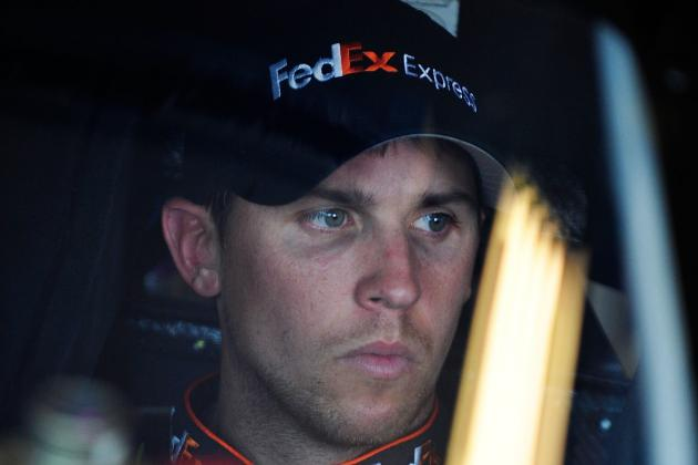 Denny Hamlin Sings Extension with Joe Gibbs Racing