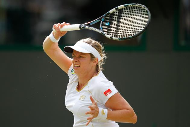 Wimbledon 2012 Results: Kim Clijsters Eliminated by Angelique Kerber