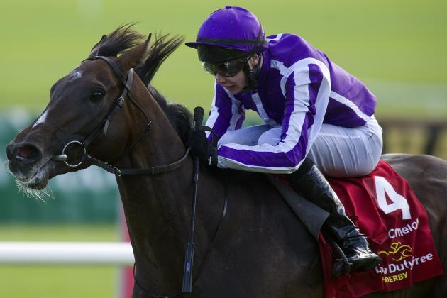 Camelot Completes Derby Double